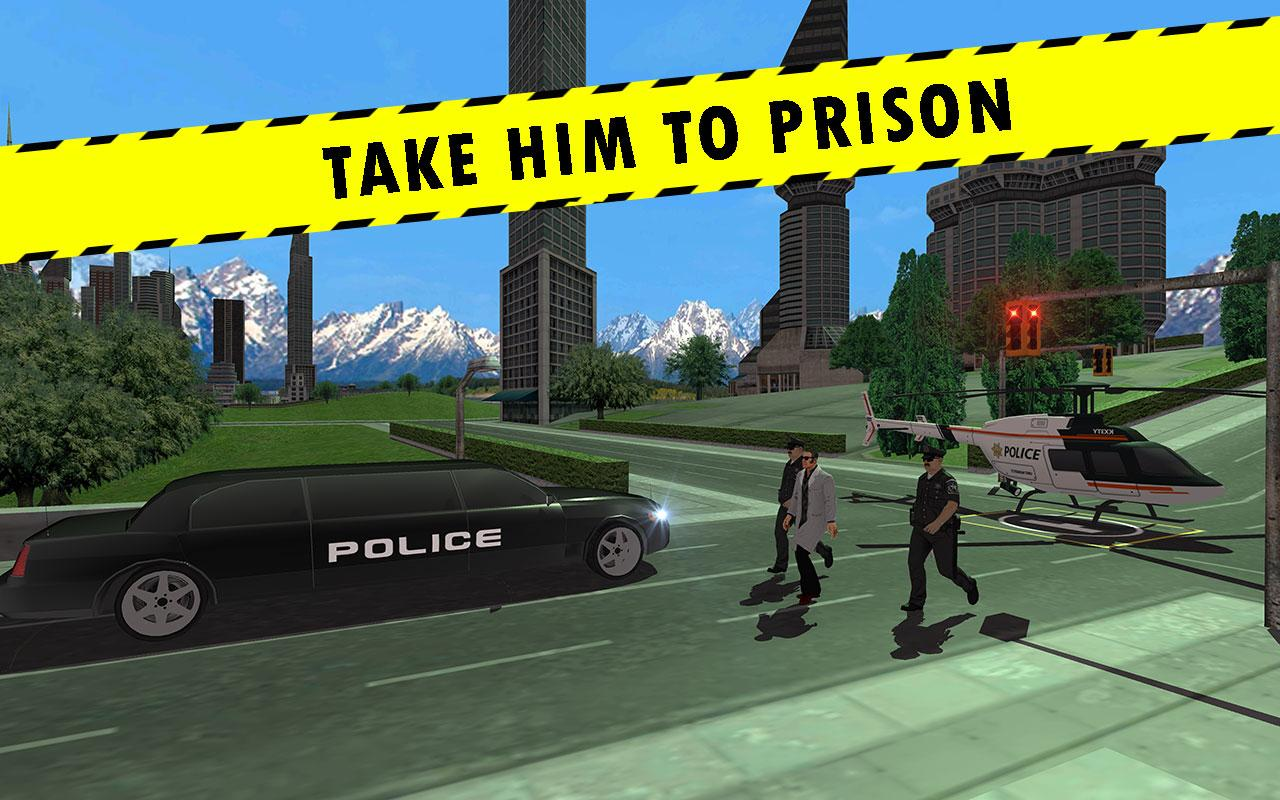 Vip Limo - Crime City Case Screenshot 9