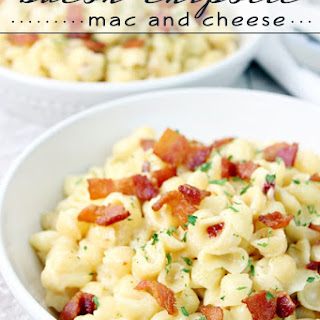 Bacon Chipotle Mac & Cheese