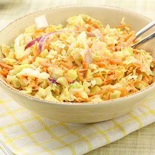 Chinese Cabbage Coleslaw Recipes