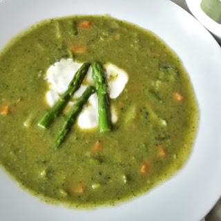 Broccoli Sweet Potato Soup Recipes
