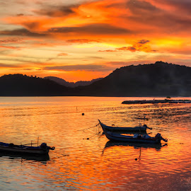 by Faizal Firdaus - Landscapes Sunsets & Sunrises