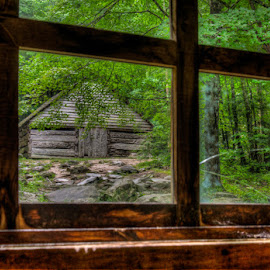 by Tony Cox - Buildings & Architecture Other Exteriors ( roaring fork, smokies )