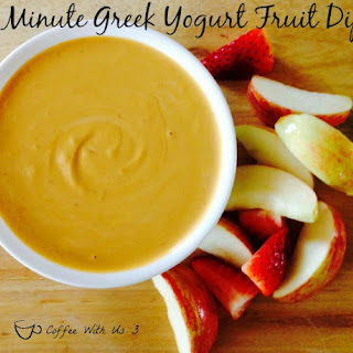 Greek Yogurt Fruit Dip Recipes