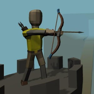 Stickman Tower Defense Archer 3D