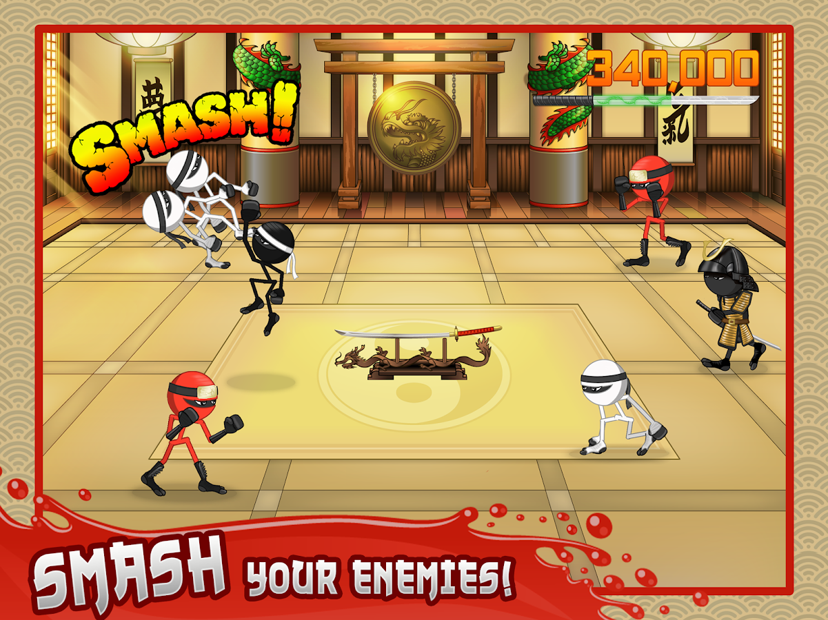 Stickninja Smash Screenshot 5