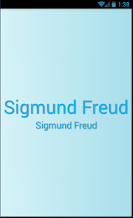 Sigmund Freud - screenshot