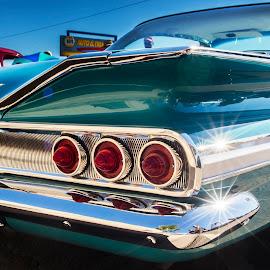 1959 Bubble Top Impala by Alfredo Hernandez - Transportation Automobiles ( bubbletop, 1959, impala, carshow, d600, nikon, chevy, streetfair )