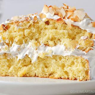 No Oil Pineapple Cake Recipes