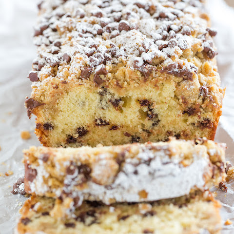 Chocolate Chip Crumb Cake