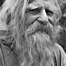 by Lech Iwiński Foto - People Portraits of Men ( portrait )