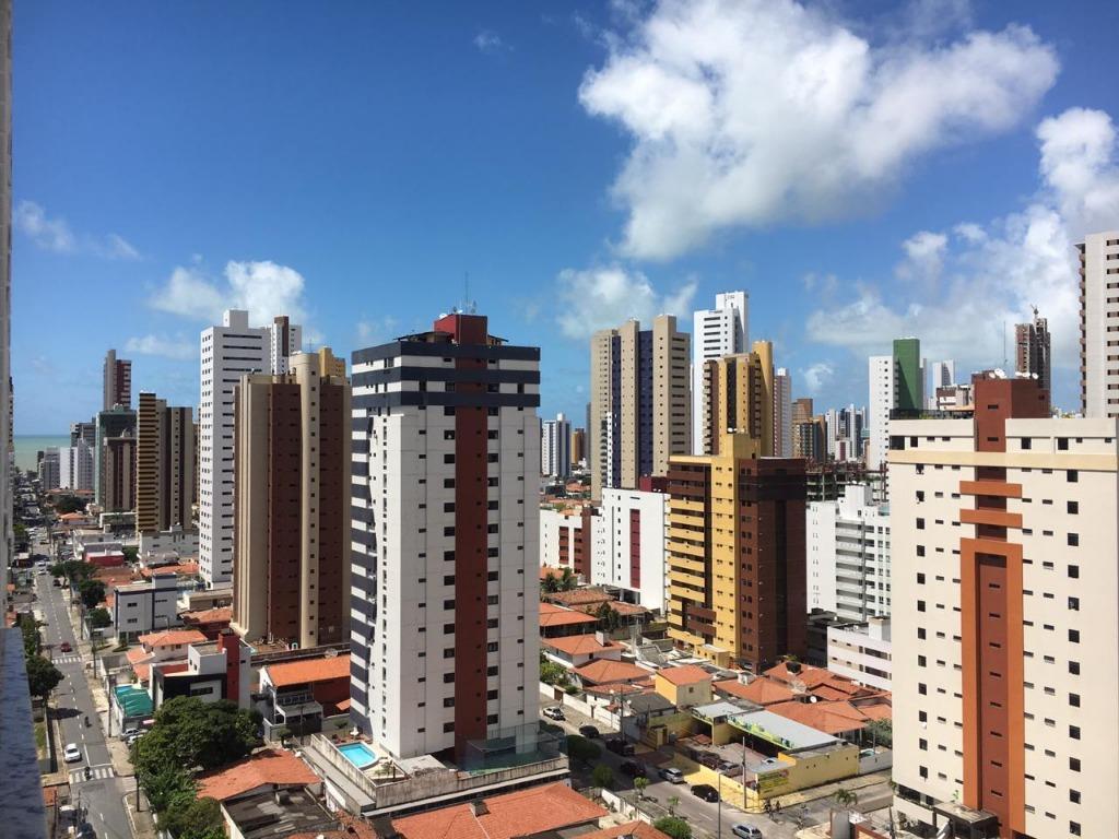 Flat com 1 dormitório à venda, 22 m² por R$ 180.000,00 - Manaíra - João Pessoa/PB
