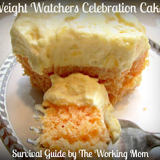 Weight Watchers Celebration Cake