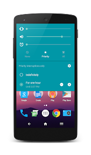 HoloCon - Android N Style CM13- screenshot thumbnail