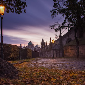 Prague  by Robert Grim - City,  Street & Park  Historic Districts ( autumn, fotografia, czech, czech republic, foto, praha, prague,  )