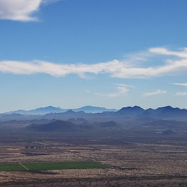 Beautiful Haze by Tom MostlyGerman - Landscapes Deserts