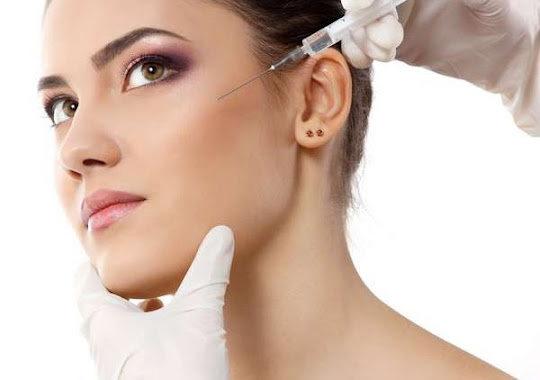 Professional cosmetic treatment