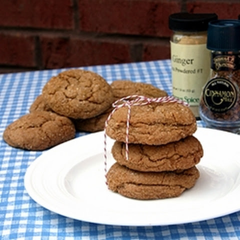 Soft Molasses Cookies, Gluten-free Recipe | Yummly