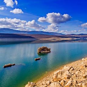 by Nediljko Prološčić - Landscapes Waterscapes ( water, waterscape, croatia, lake, landscape )