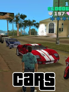 Cheats for GTA Vice City - screenshot