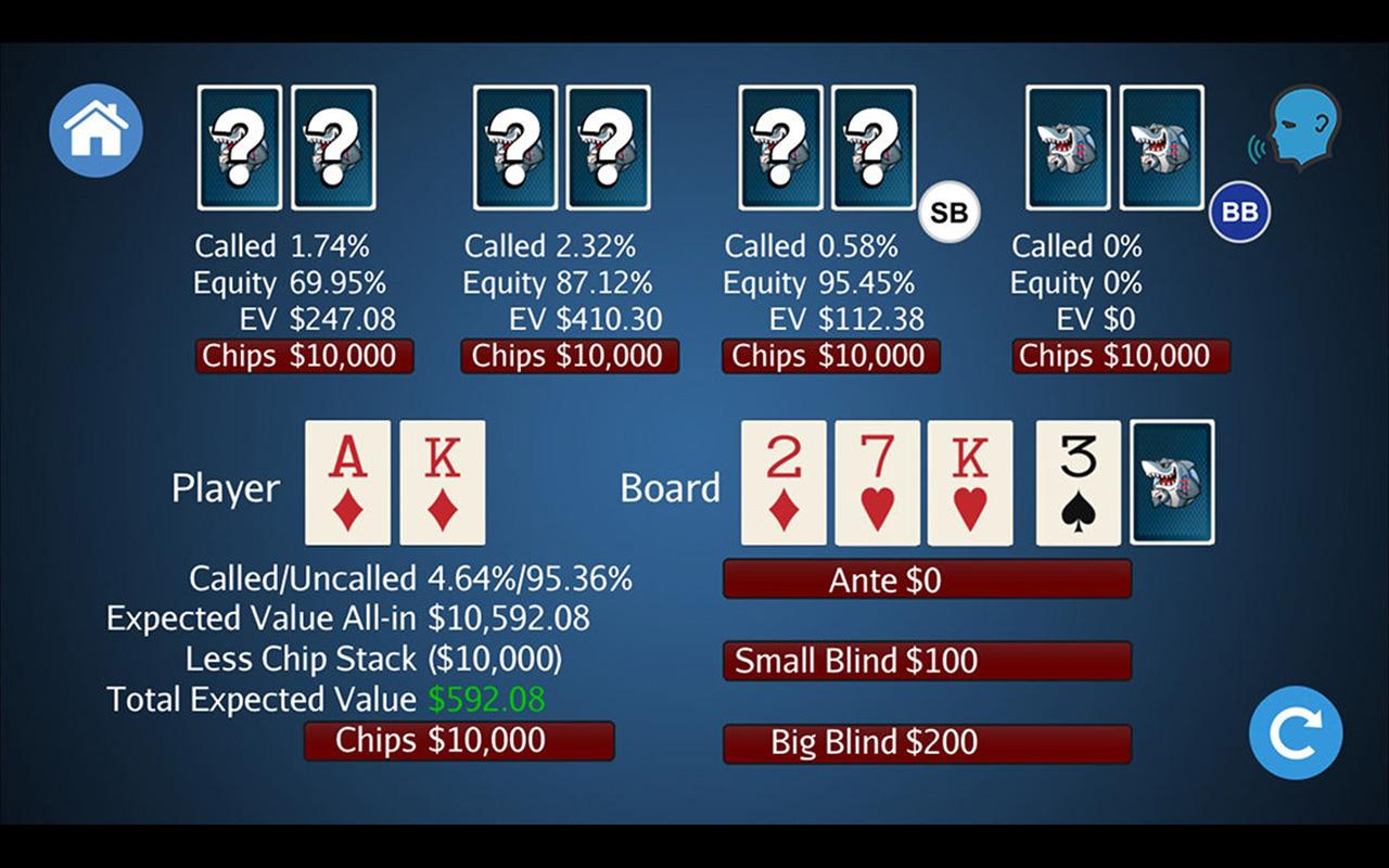 Poker Odds+ Screenshot 1