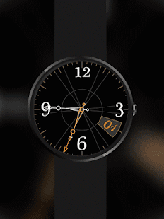 Watch Face - Geometry - screenshot