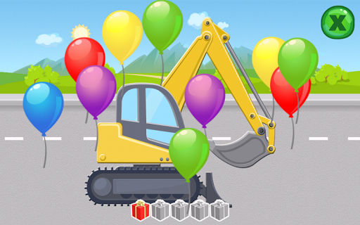 Tractor Puzzles for Toddlers - screenshot