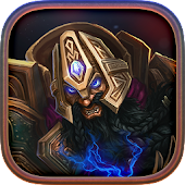Download Runewards - Strategy Card Game APK to PC