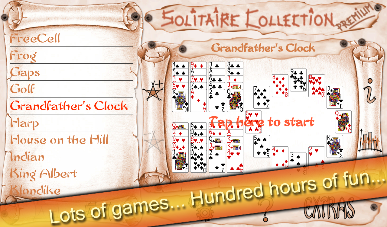 Solitaire Collection Premium Screenshot 8
