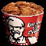 Minecraft kfc bucket