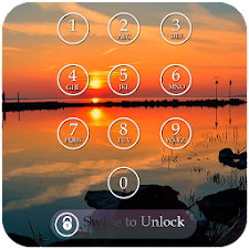 Nightfall Keypad Screen Lock