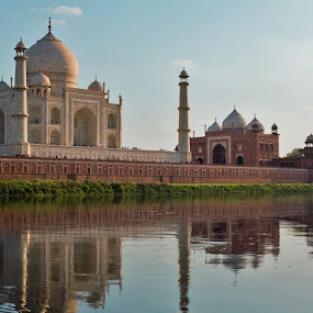 tajmahal by Santosh Pandey - Buildings & Architecture Public & Historical