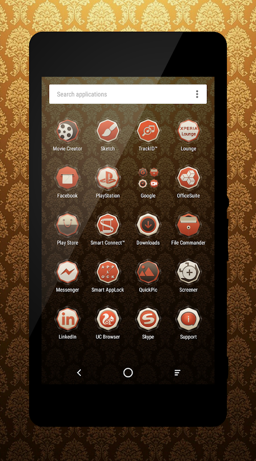 Style Retro Icons Pack Screenshot 3