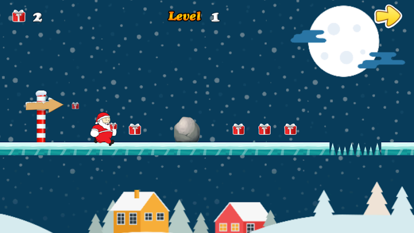android Santa Claus: Gifts for kids Screenshot 3