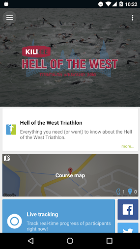 Hell of the West Triathlon APK