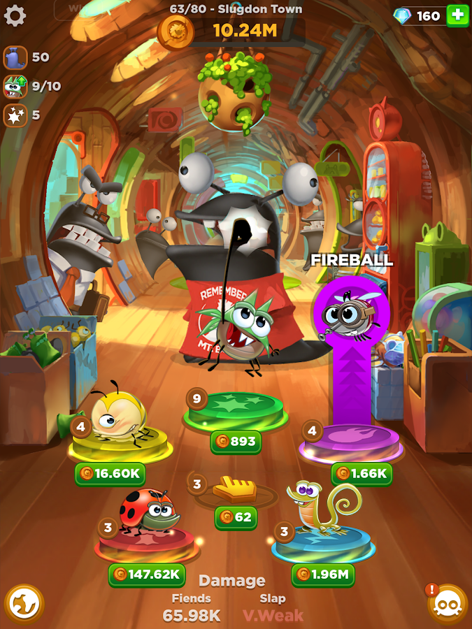 Best Fiends Forever Screenshot 10