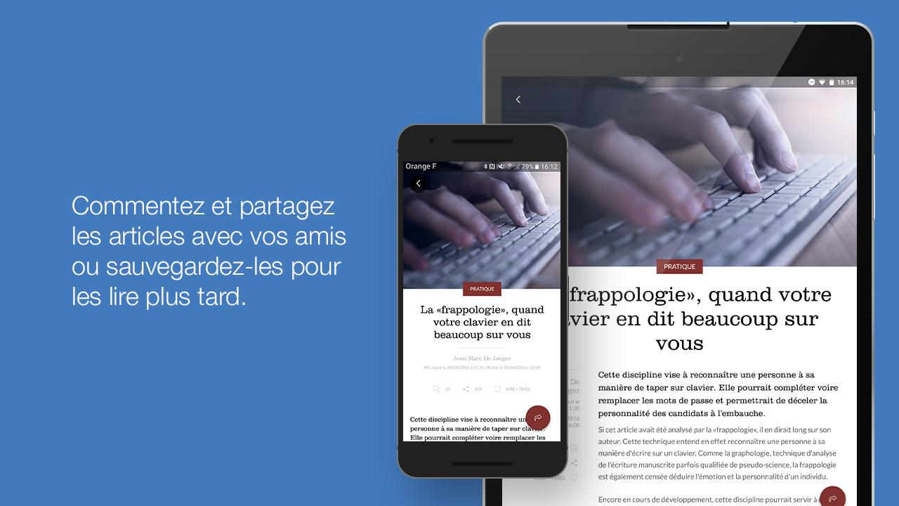 Le Figaro.fr: Actu en direct Screenshot 7