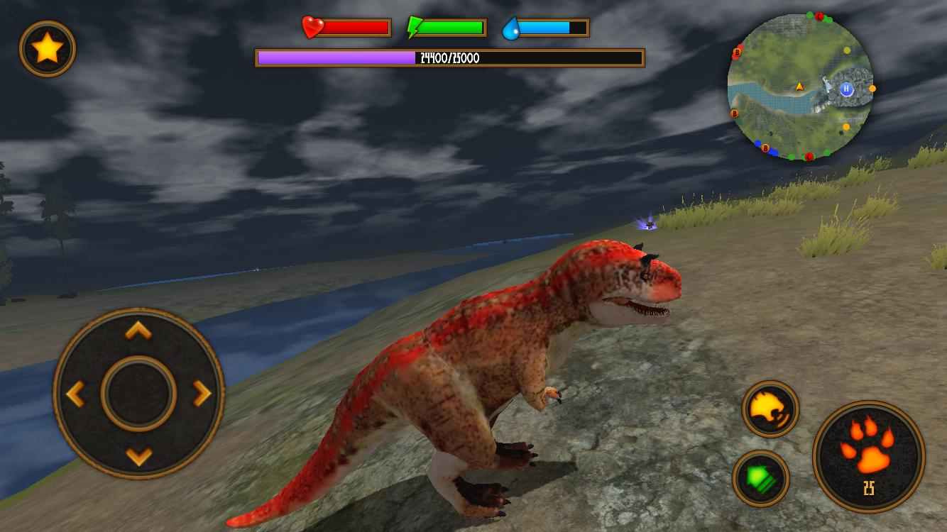 Clan of Carnotaurus Screenshot 5