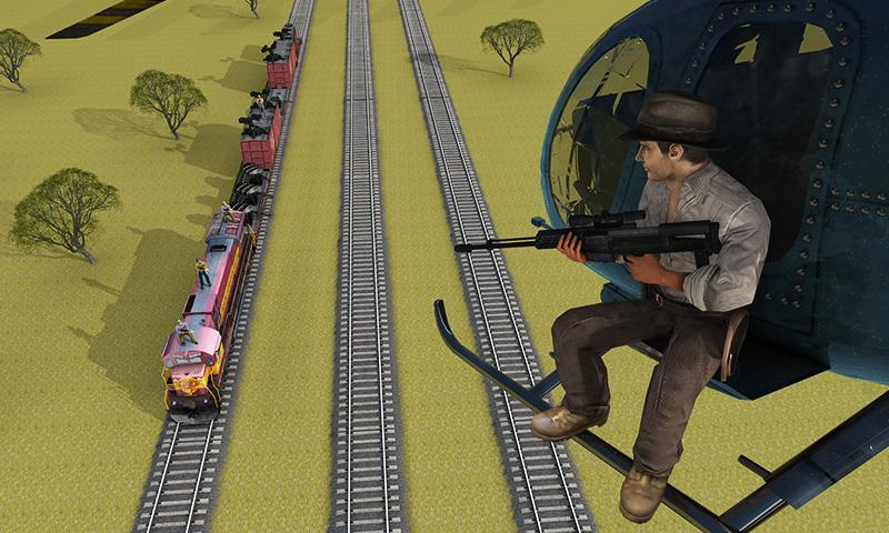 Furious Train Sniper 2016 Screenshot 0