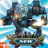APK App Cheat War Robots for iOS