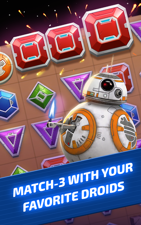 Star Wars: Puzzle Droids™ Screenshot 0