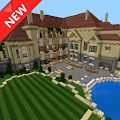 Euromansion map for Minecraft