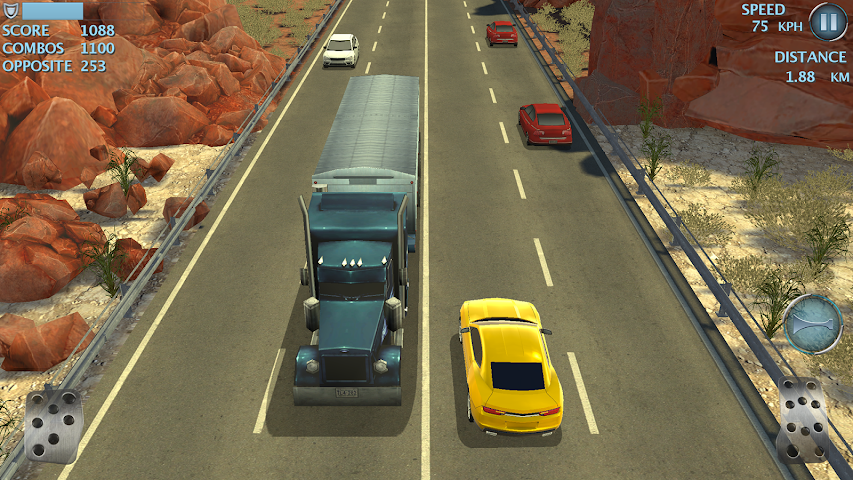 android Highway Fast Racing (Traffic) Screenshot 12