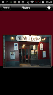 Birdy's Coffee - screenshot