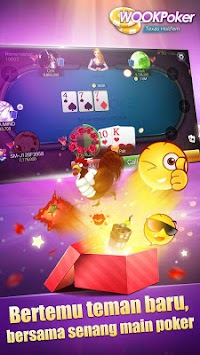 WOOKPoker APK screenshot thumbnail 4