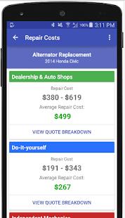 auto repair estimate app