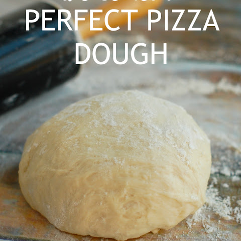 The Secret To Perfect Pizza Dough