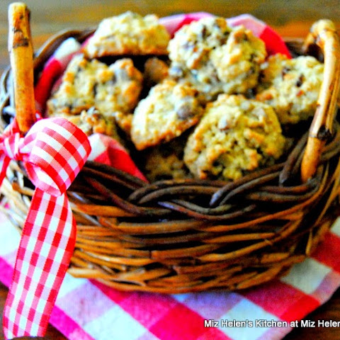 Nutty Cranberry Chocolate Chip Cookies