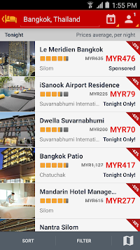AirAsiaGo - Hotels & Flights APK screenshot thumbnail 2