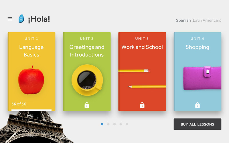 Rosetta Stone: Learn to Speak & Read New Languages Screenshot 18