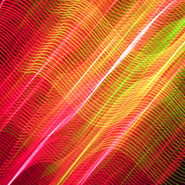 Magic carpet ride  by Jim Barton - Abstract Patterns ( laser light, colorful, light design, laser design, laser, carpet, laser light show, light, science, magic carpet ride )